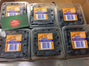 Việt Quất ( blueberry ) New Zealand cam kết 100% đúng xuất xứ, giá cực chất