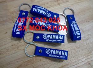 Sản xuất móc khóa dây Yamaha dập chữ nỗi