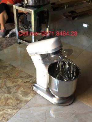 Máy trộn bột B10, máy đánh trứng, máy trộn kem mĩ phẩm inox
