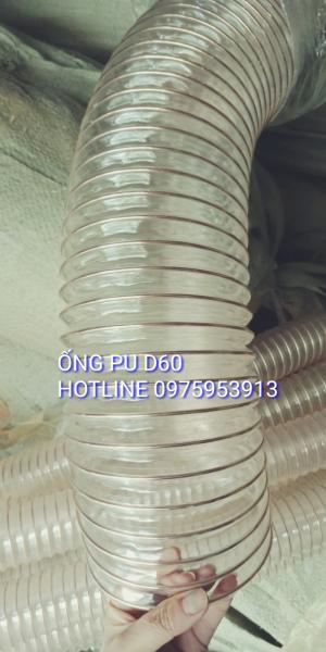 Ống dẫn hơi nóng lò hơi, máy sấy nhựa phi 63 ống silicone chịu nhiệt độ cao chuyên dụng