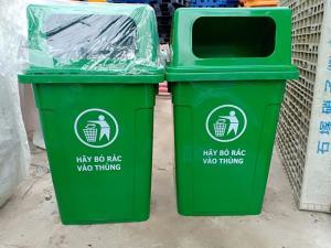 Thùng rác công nghiệp , sinh hoạt
