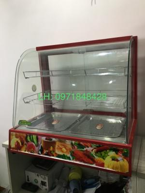 Tủ trưng bày thực phẩm, tủ bảo quản thực phẩm, tủ giữ nóng thực phẩm HF3
