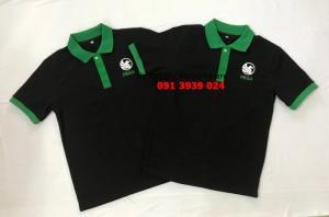 Xưởng áo thun, may áo thun đồng phục, áo thun quà tặng, áo thun in thêu logo theo yêu cầu