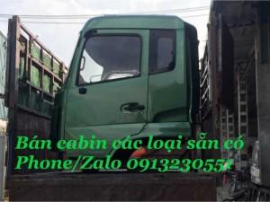 Bán đầu cabin xe tải Dongfeng Cửu Long tmt...