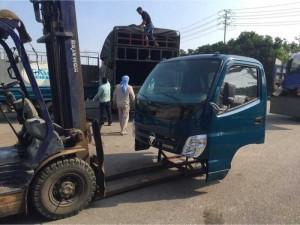 Bán đầu cabin Thaco Ollin tải 900,700,450a