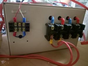 Tủ điều khiển nhiệt độ