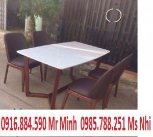 Bàn ghế phòng ăn  giá rẻ tại xưởng sản xuất HGH 0030