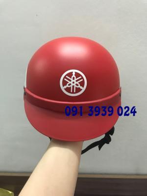 Sản xuất nón bảo hiểm, nón bảo hiểm in logo tiệm vàng