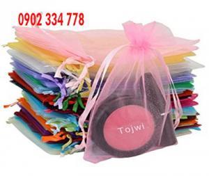 Chuyên cung cấp nhận, nhận may túi đựng nữ trang, trang sức làm quà tặng quà quảng cáo theo yêu cầu.