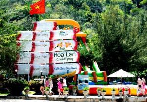 Tour Nha Phu Suối Hoa Lan - Đảo Khỉ.