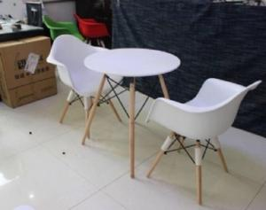 Bàn ghế cafe mặt nhựa giá rẻ nhất sản xuất tại  xưởng sản xuất HGH Chuyên bán đồ nội thất