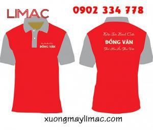 Xưởng may áo thun đồng phục quán vịt quay - áo thun in logo giá rẻ