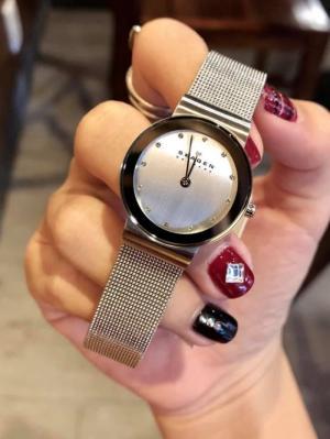 Đồng hồ nữ Skagen 358SSSD