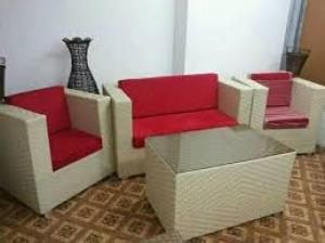 Bàn ghế sopha  quán karaoke giá tại xưởng sản xuất HGH 00055