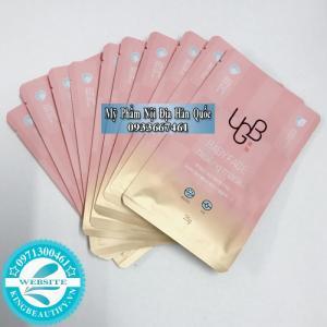 Mặt Nạ Nâng Cơ, Làm Trắng Da, UGB Baby Face Healing Mask (Hàn Quốc)