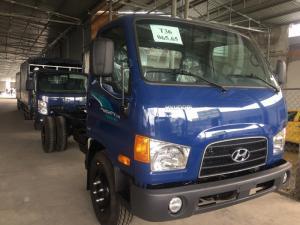 Hyundai 110s câng thơ, hyundai 110s 7t cần...