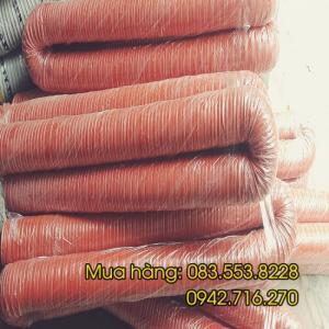 Vòi ống silicon mềm chịu nhiệt phi 76 ống về nhiều bán giá tốt nhất