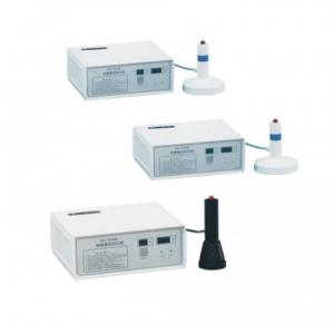 máy dán màng seal hủ nhựa thủ công, máy dán màng siu nhôm miệng chai lọ nhựa, thủy tinh DGYF 200