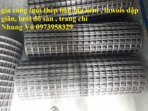 Sản xuất lưới thép hàn phi 4 ( 50*50),( 100*100), (150*150),( 200*200),(250*250)