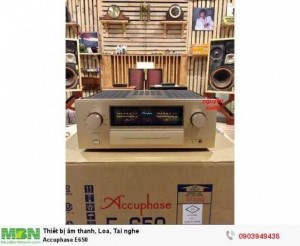 Amply Accuphase E 650