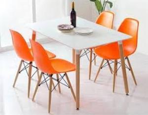 Bàn ghế phòng ăn giá tại xưởng sản xuất HGH 00022