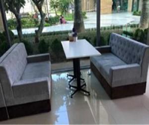 Bộ bàn ghế sofa đẹp kinh doanh cafe