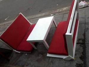 Ghế sofa màu đỏ đẹp,giao hàng ngay