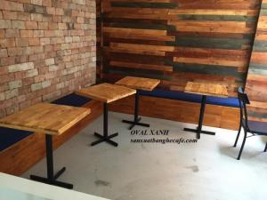 Bàn ghế cafe  giá rẻ tại xưởng sản xuất HGH 00037