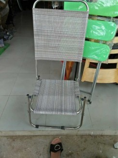 Cần bán ghế lưới xếp