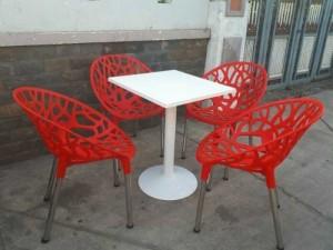 Bộ bàn ghế nhựa giá rẻ