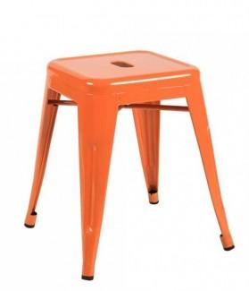 Ghế sắt giá rẻ nhiều màu sắc cho kinh doanh quán cafe