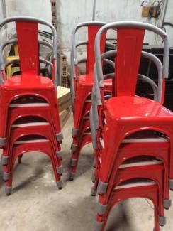 Thanh lý lô ghế tolix giá rẻ tại tphcm