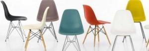 Ghế nhựa văn phòng chân gỗ