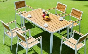 Bộ bàn ghế sân vườn đẹp