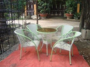 Công ty bán bàn ghế nhựa giả mây giá rẻ tại tphcm