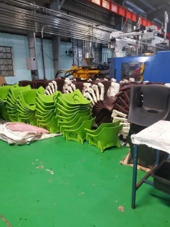 Xưởng sản xuất ghế nhựa cafe giá rẻ