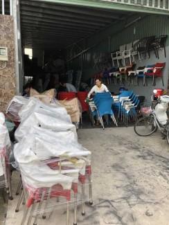 Ghế nhựa cafe giá rẻ chỉ có ở Nội Thất Nguyễn Hoàng