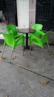 Ghế nhựa đúc giá rẻ
