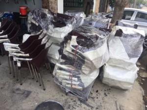 Ghế nhựa nữ hoàng quán cafe ưa chuộng