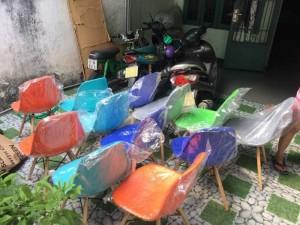 Ghế nhựa mới 100%,giá tốt tại kho