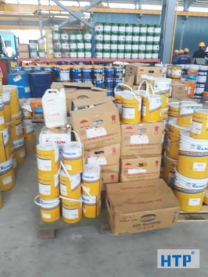 Giá sơn Rainbow thùng lớn 18 lít bao nhiêu tiền