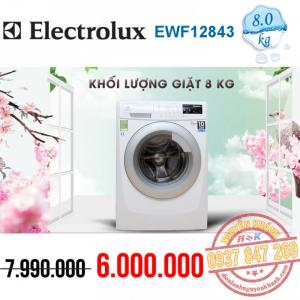 Máy giặt Electrolux EWF12843 8kg
