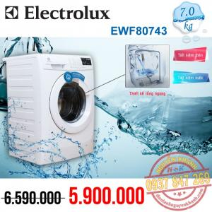 Máy giặt Electrolux EWF80743 7kg