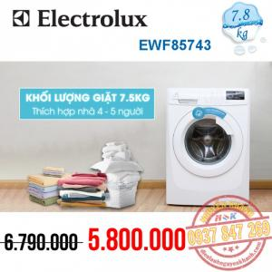 Máy giặt Electrolux EWF85743 7.5kg