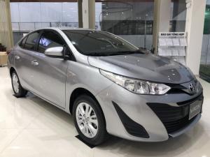 Bán Xe Toyota Vios 2019 - TẶNG DVD - Camera De