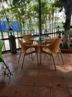 Nội thất Nguyễn Hoàng chuyên bên ghế Cafe