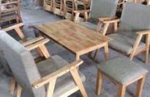 Bàn ghế sopha giá rẻ tại xưởng sản xuất HGH 000335