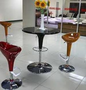 Bàn ghế quầy pa giá rẻ tại xưởng sản xuất HGH 000336