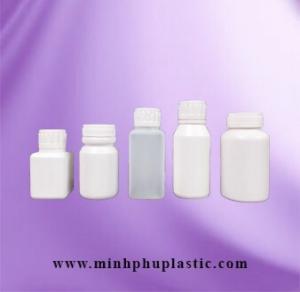 Chai nhựa , chai nhựa hdpe, chai nhựa thuốc bảo vệ thực vật