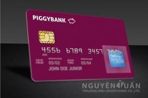 Làm thẻ nhân viên, thẻ khách hàng thân thiết giá hấp dẫn